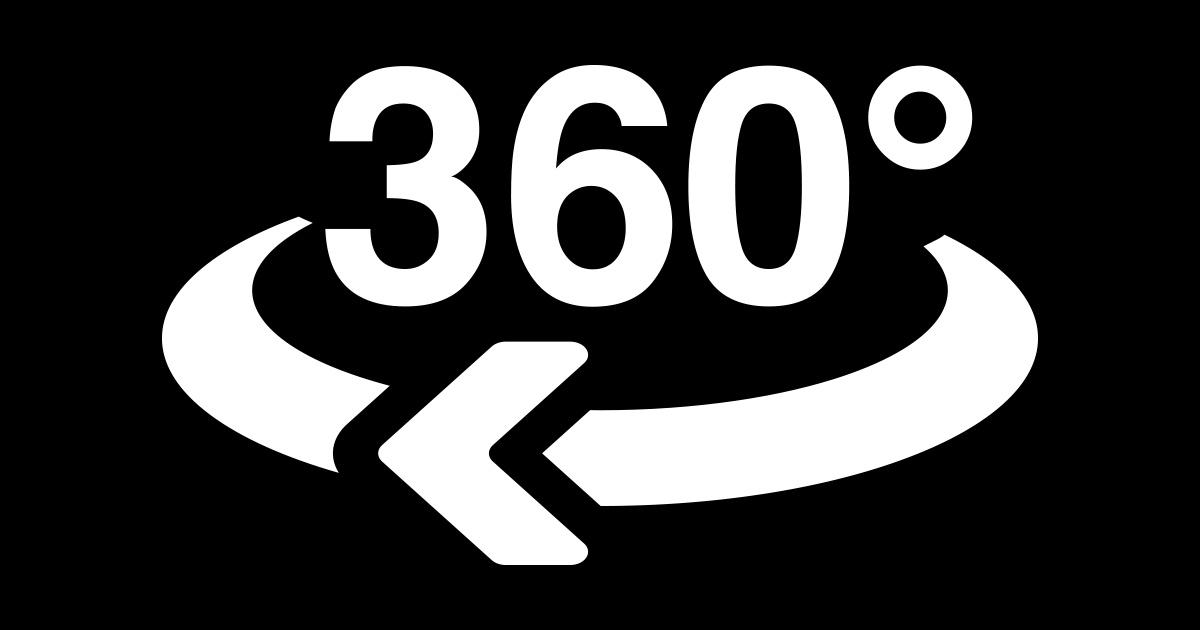 360°アイコン